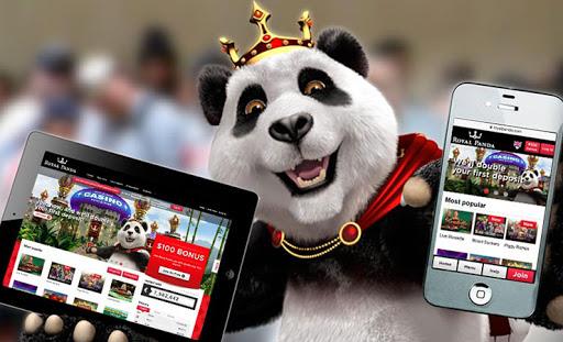 Royal Panda Casino registering
