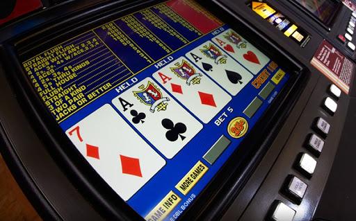 free video poker games