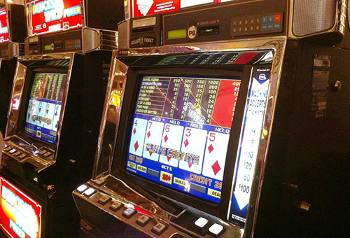 players choose video poker