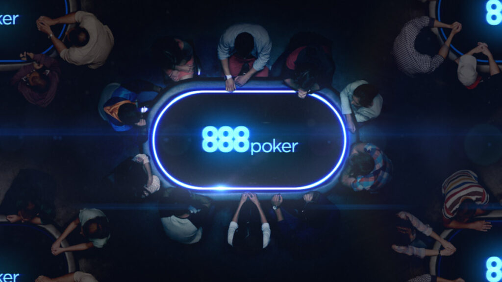 888 poker overview