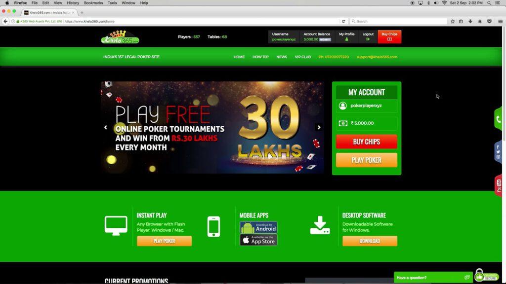 Khelo365 Free App